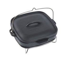 Garnek / kociołek  żeliwny 4LDutch Oven  - OUTDOORCHEF