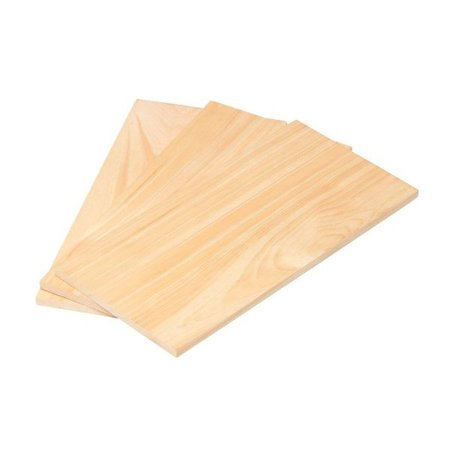 3 drewniane deski cedrowe - OUTDOORCHEF