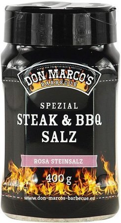 Sól 'Rosa Steinsalz' - DON MARCO's, 375 ml