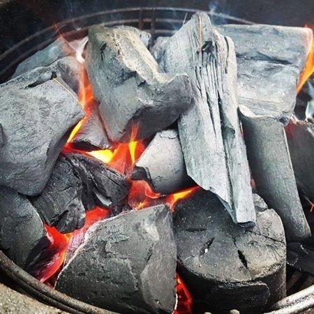 Węgiel drzewny z Bieszczad BBQ GASTRO 220 kg